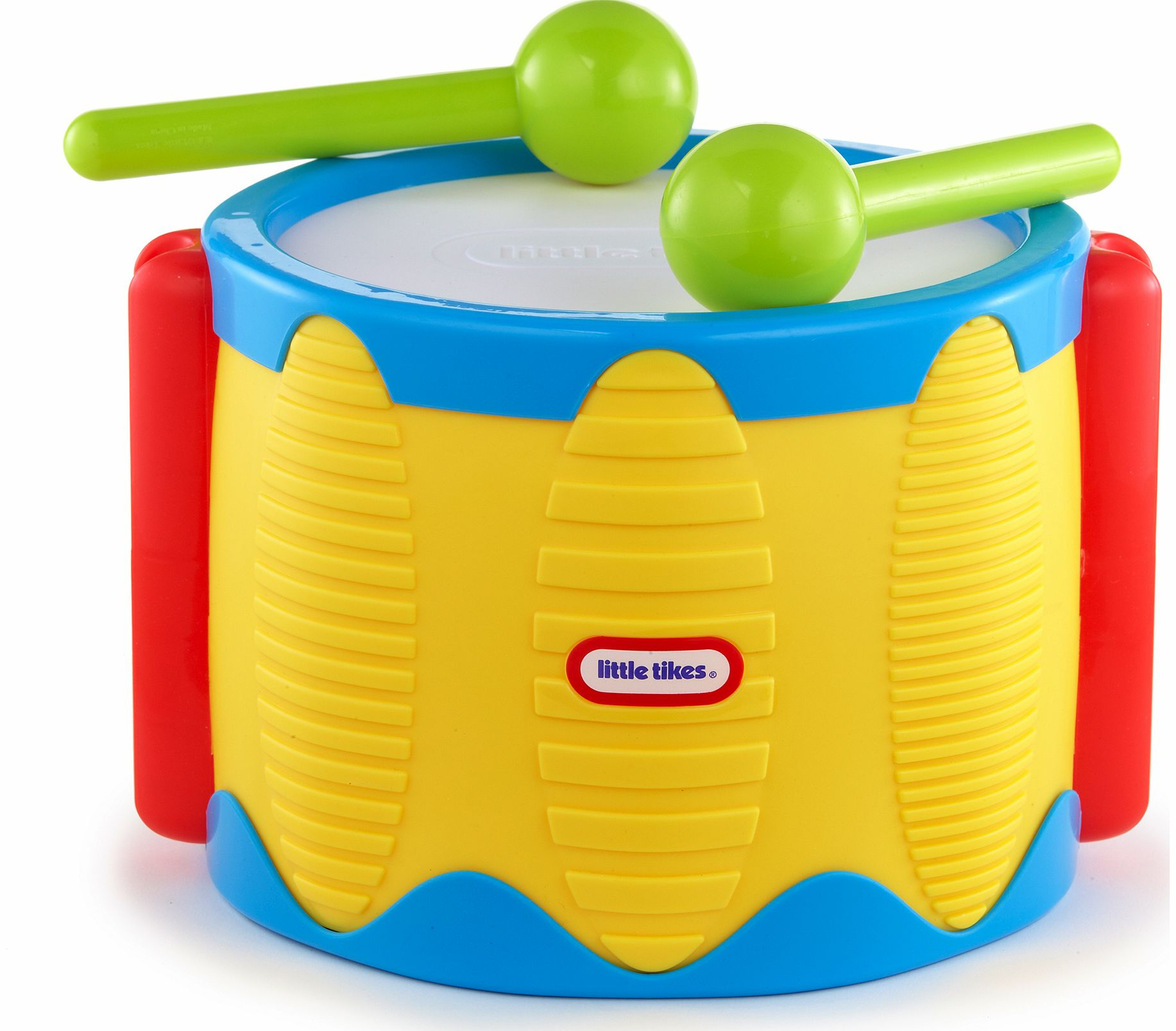 Little Tikes specialise in colourful, imagination-building, durable baby toys, playhouses, infant toys, toddler toys, indoor toys, outdoor, and ride on toys for preschoolers and other children. The Little Tikes Tap a Tune Drum will keep your little o - CLICK FOR MORE INFORMATION