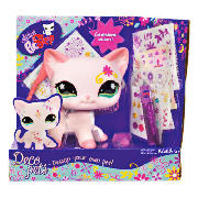 Littlest pet shop design your own pet review compare - Ou acheter des stickers ...