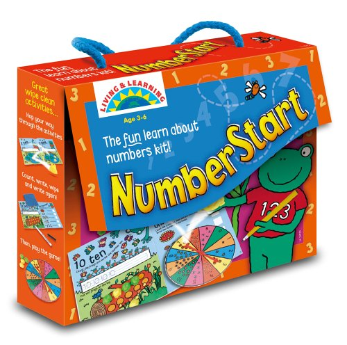 Getting Started - Numberstart, Living & Learning toy / game - CLICK FOR MORE INFORMATION