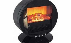 Living Flame Oscillating Electric Fire - 2000w