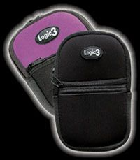 Neoprene Case Purple/ Black