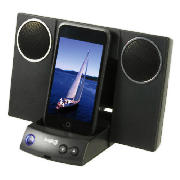 MIP011 i-Station11 iPod Speaker Black