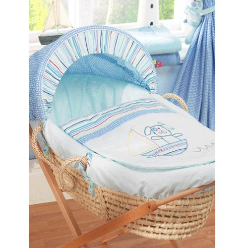 Lollipop Lane Fish and Chips - Moses Basket product image