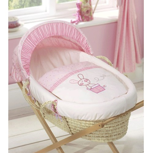 Lollipop Lane Rosie Posy - Moses Basket product image
