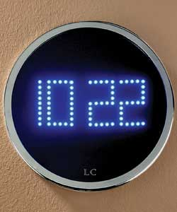 london clock company led wall clock review compare
