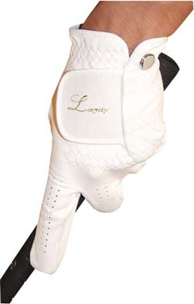 Longridge Cabretta Leather Golf Gloves product image
