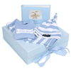 Cute baby boy gift set including Little Man Gift Set and Look at Me Photo album. The Little Man Gift - CLICK FOR MORE INFORMATION