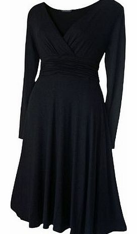 look for the stars BLACK RED TURQUOISE TEAL BLUE BURGUNDY BROWN GREY GREEN OR PURPLE EVENING PARTY FORMAL DRESS SIZES 8 10 12 14 16 18 22***GUARANTEED NEXT DAY DELIVERY AVAILABLE UP TO 2 PM** (16, black) product image