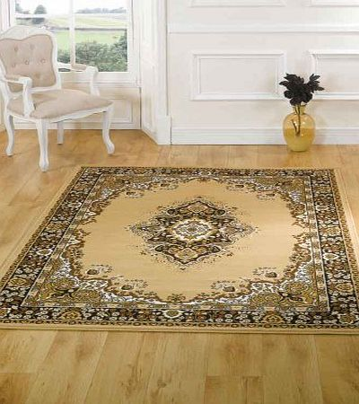 Lord of Rugs Very Large Traditional Classic Beige Rug in 180 x 250 cm (511`` x 82``) Carpet product image