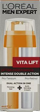 loreal men exert vita lift double action
