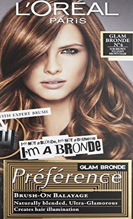 LOreal Paris Preference Glam Bronde 04