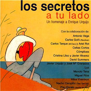 enrique urquijo secreto letra cancion: