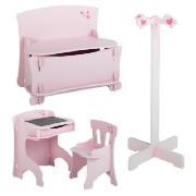Love Hearts Furniture Package With Toy Box product image