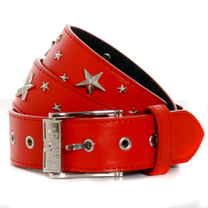 Lowlife Fallen Belt - Red product image