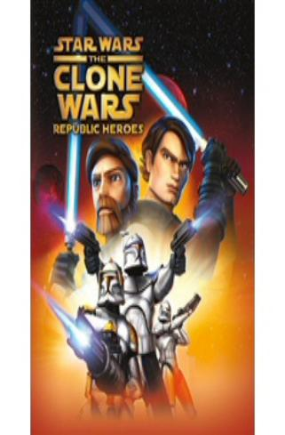 Lucas arts Star Wars The Clone Wars Republic Heroes PC