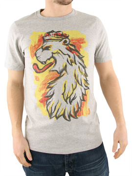 Luke 1977 Grey Wyrley T-Shirt product image