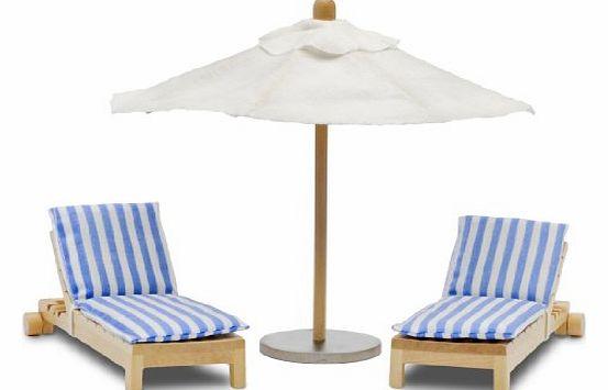 Sunbed Garden Furniture