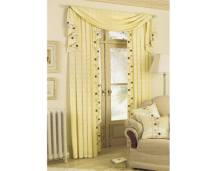 romance lined curtains