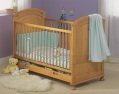 LXDirect tiffany cot with drawer product image