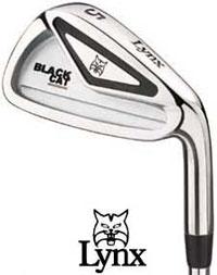 Lynx Black Cat Cst  Irons