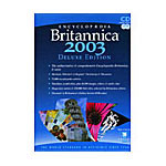 BRITANNICA 2003 for Apple Computer - CLICK FOR MORE INFORMATION