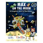 MAX ON THE MOON for Apple Computers - CLICK FOR MORE INFORMATION