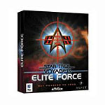 ST VOYAGER - ELITE FORCE for Apple Computers - CLICK FOR MORE INFORMATION