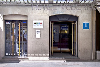 Arenal cheap hotels for Hotel arenal madrid