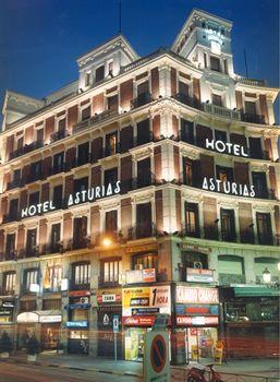 Madrid Cheap Hotels