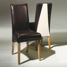 Oak Dining Chairs x2