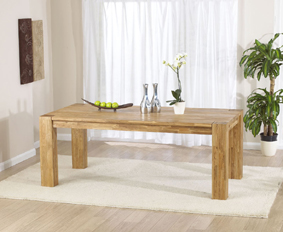 Oak Dining Table - 200cm