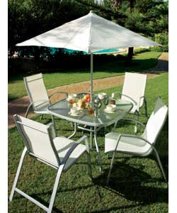 Square Patio Set