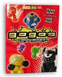 Gogos Crazy Bones Sticker Album and Game Rules
