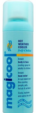 Hot Weather Cooling Spray 200ml