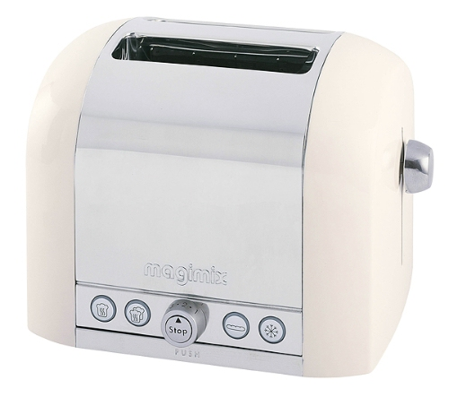 Magimix Le Toaster 2 slot professional cream product image