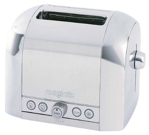 Magimix Le Toaster 2 slot professional polished product image