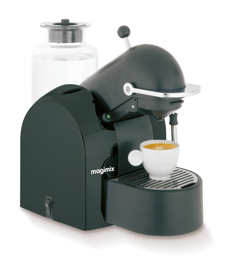 Nespresso Coffee Maker Manual : Magimix Nespresso M200 Manual Coffee Maker - review, compare prices, buy online