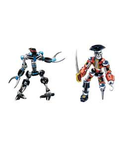 Magnetix Magnaman Assortment Building Toy - review