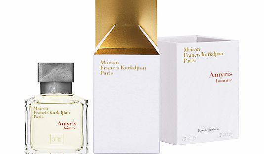 Amyris Homme Maison Francis Kurkdjian Of Rose And Co Health And Beauty