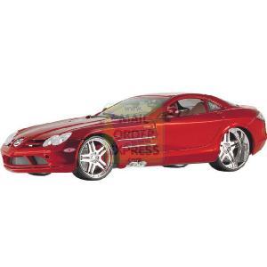 Benz SLR McLaren Red