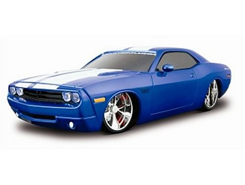 Radio Remote Controlled Dodge Challenger Concept (Pro Rodz) (1:24 scale)