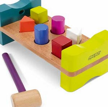 Mamas & Papas Activity Toy Hammer Bench product image