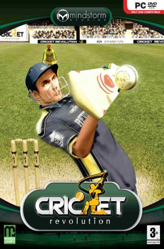 Mamba Games Cricket Revolution PC