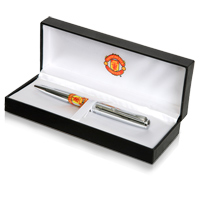 manchester United Colour Crest Pen.