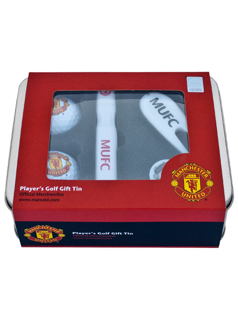 Players Golf Tin Gift