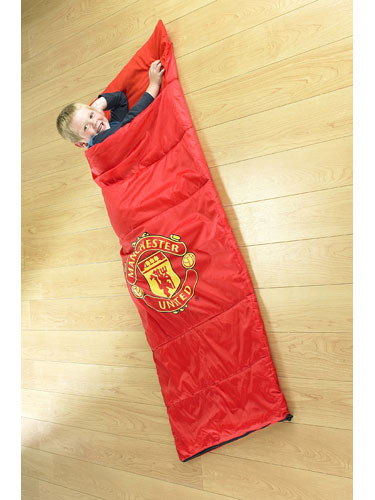 FC Sleeping Bag Sleep Over.