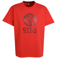 manchester United OT100 T-Shirt - MUFC Red. product image