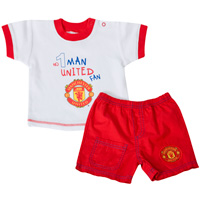 Manchester United T-Shirt and Shorts Set - product image
