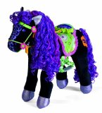 Groovy Girls Midnight Star Poseable Horse with Sounds