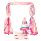 GROVVY GIRLS DREAMTASTIC - CANOPY and CAKE SET